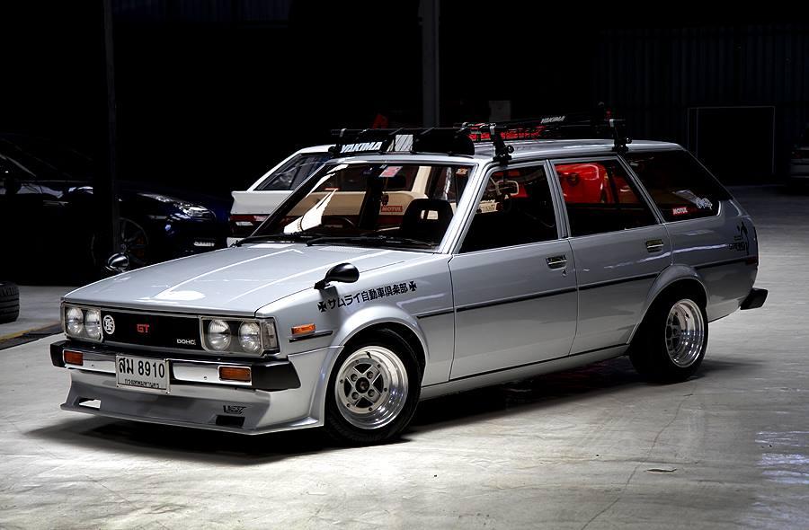 KE70 Wagon