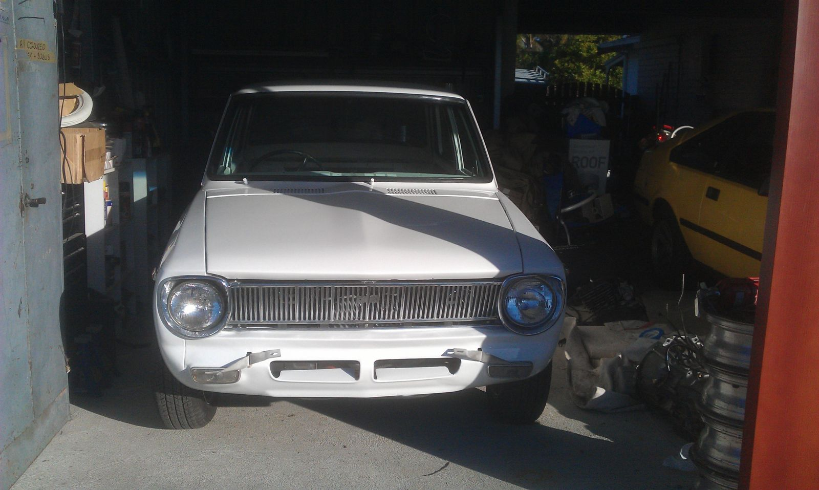 67Rolla With Windscreens