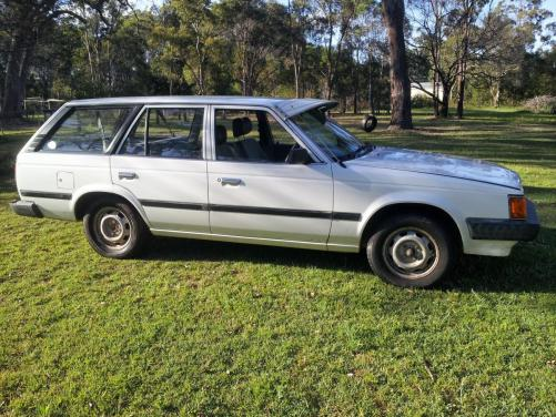 1984 toyota corona station wagon for sale cars. Black Bedroom Furniture Sets. Home Design Ideas