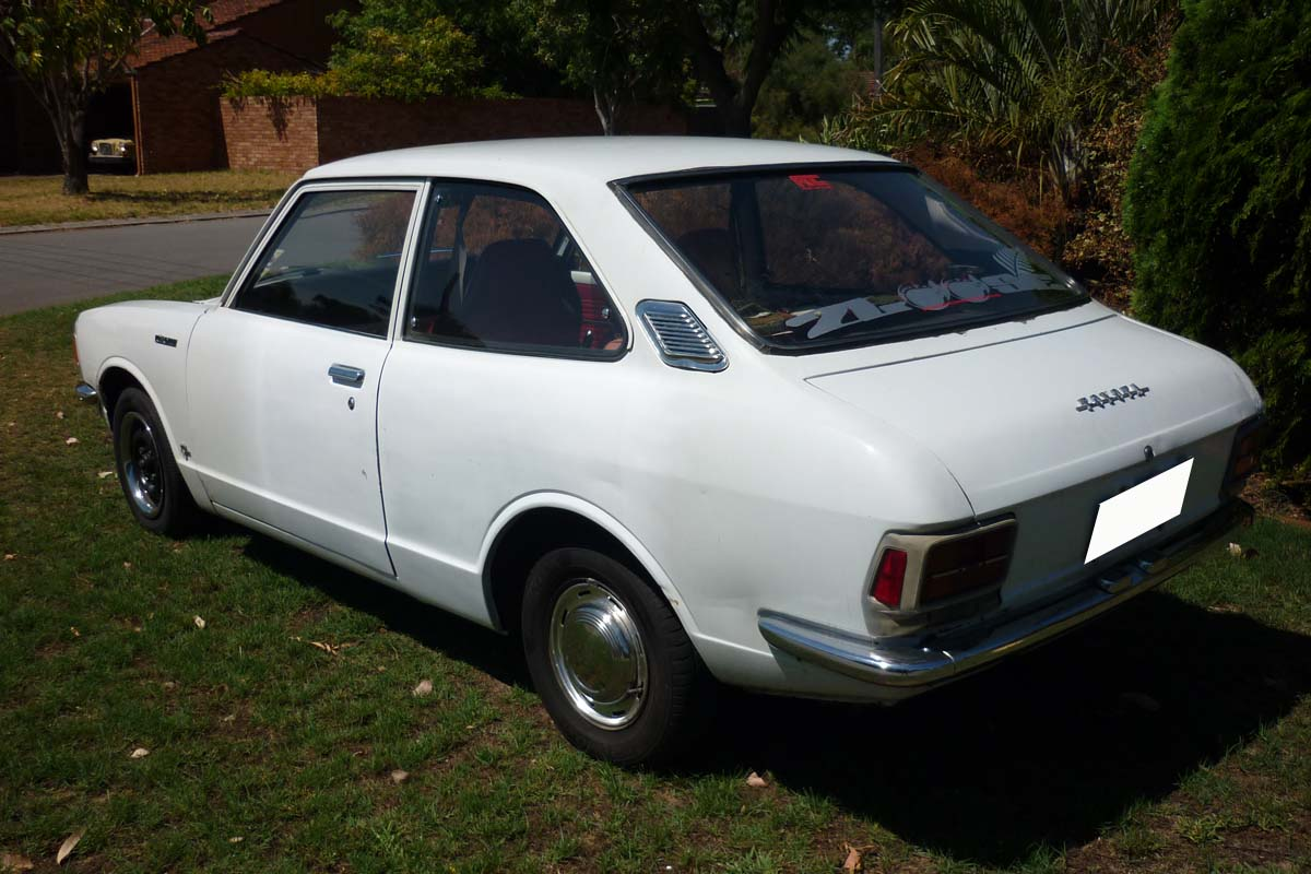 1970 ke20 rotary powered corolla pics sold for sale cars toyota only. Black Bedroom Furniture Sets. Home Design Ideas