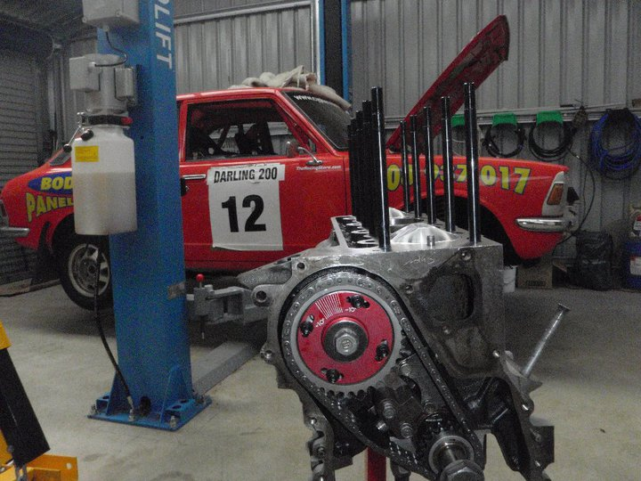 Thoughts On A 3Tc Into A Ke25 - Page 3 - Engine Conversions