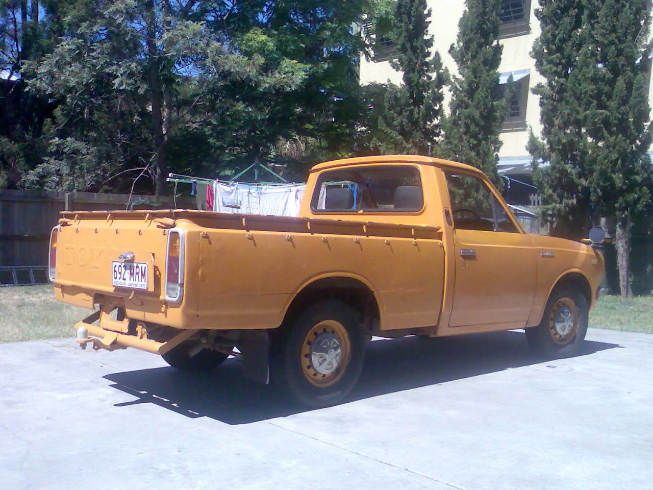 1977 Hilux For Sale Cars Toyota Only Rollaclub Com