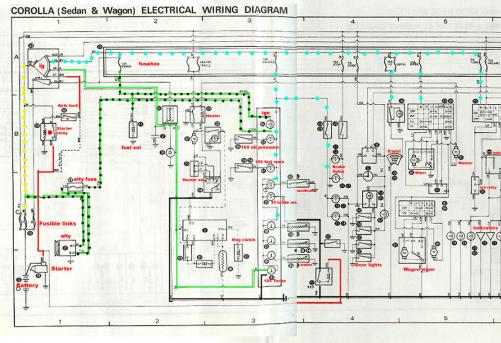 ae86 ignition wiring diagram wiring diagram and hernes ae86 ecu wiring diagram the reason we need to do this is that
