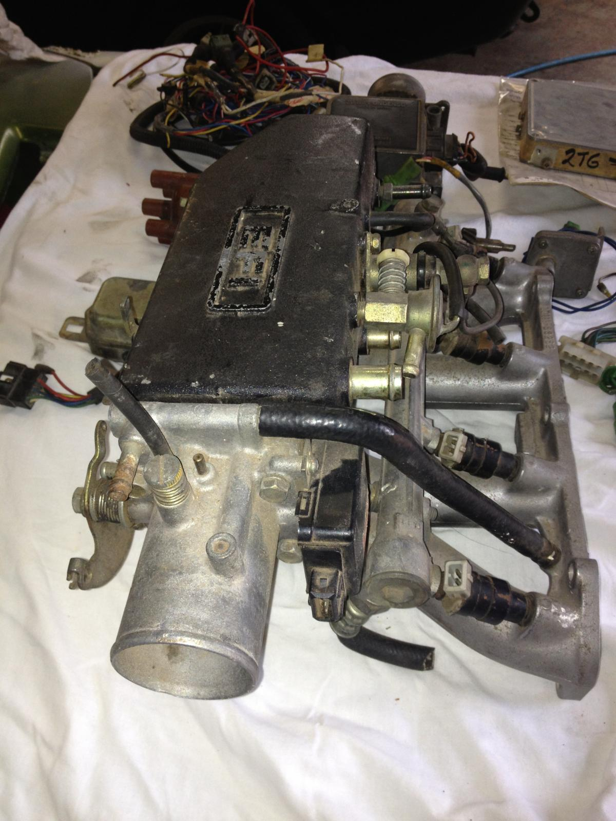 2tg Fuel Injection - For Sale - Car Parts
