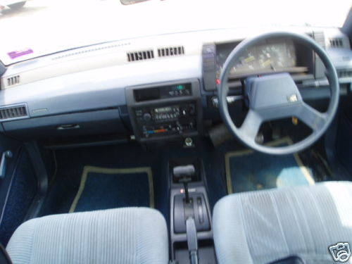 Holden Camira Long Rego Cheap For Sale Cars Toyota