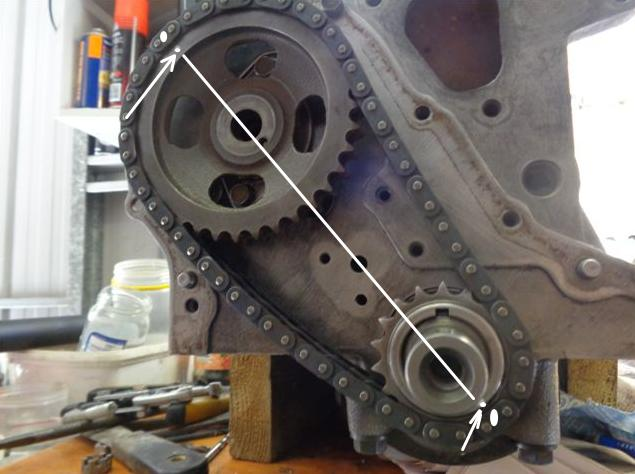 Fitting K Series Camshaft Timing Chain - KExx Corolla Discussion