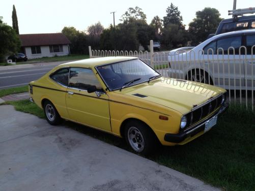 1980 toyota corolla ke55 coupe for sale cars toyota only. Black Bedroom Furniture Sets. Home Design Ideas
