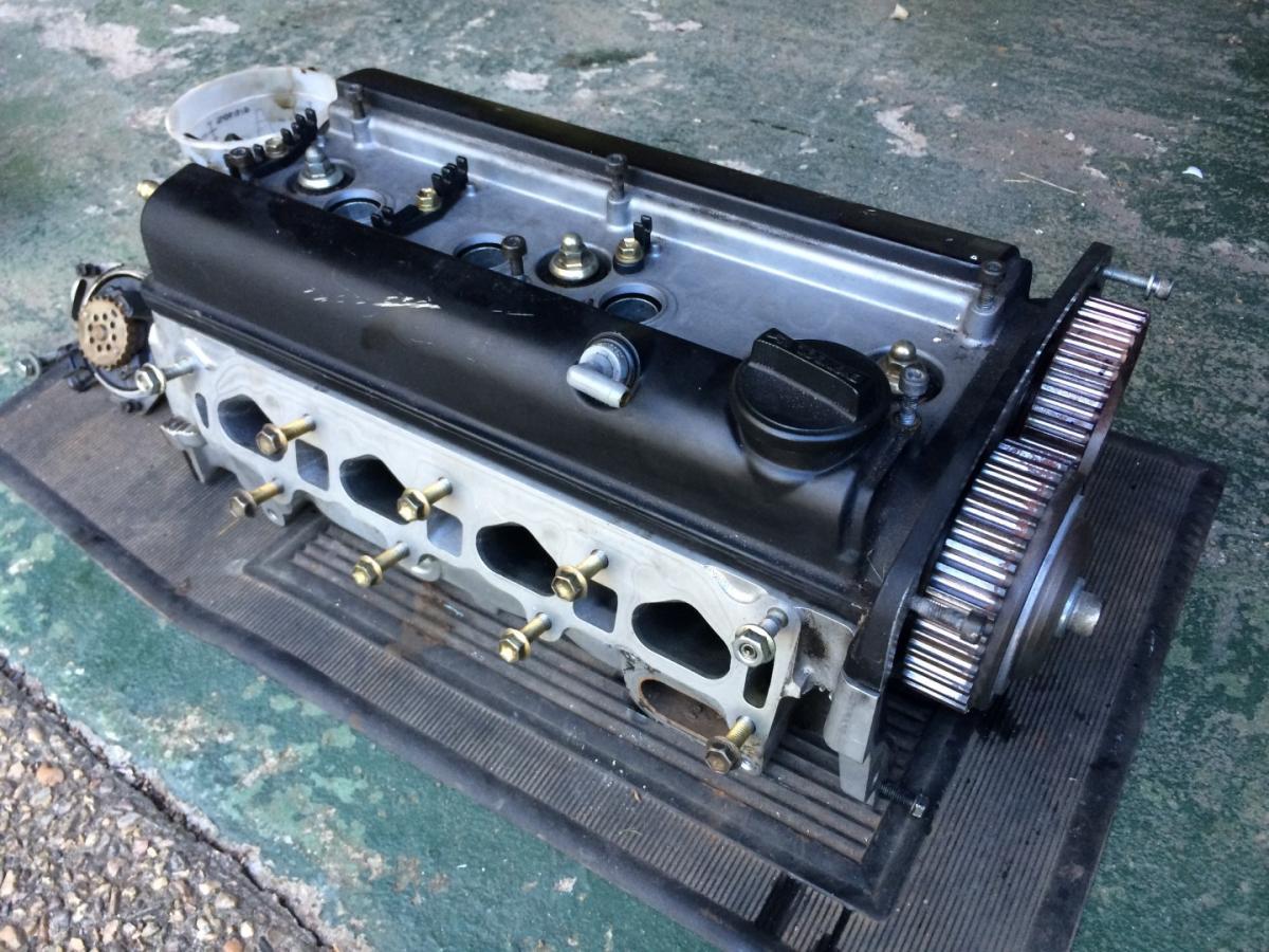 Bne] 4Age Blacktop 20V Cylinder Head Toda Cams - For Sale