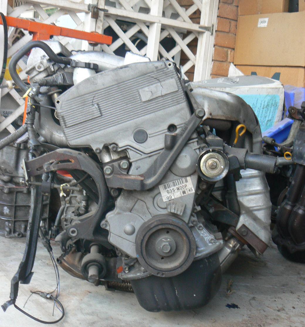 Engines And Auto Parts For Sale: 3sgte, 4agze Ecus