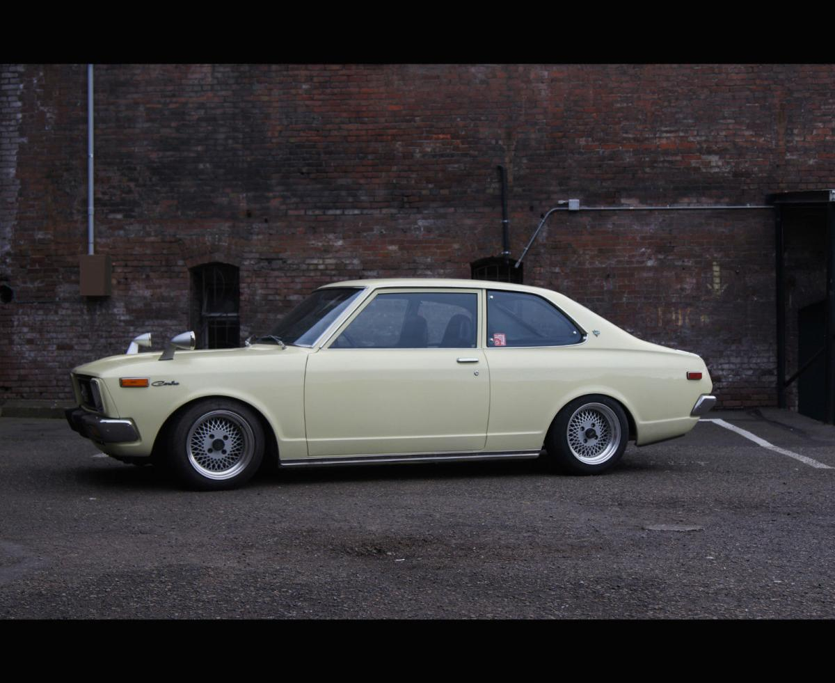 Selling My 1972 Toyota Carina - For Sale - Cars - Toyota ONLY ...