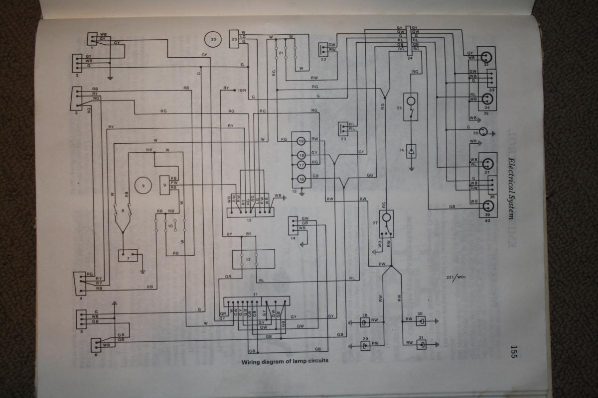 Reverse Light Wiring Diagram Kexx Corolla Discussion Ke70 Best I Can Do Dont Have A Scanner Taken With An Slr So The Pictures Are Pretty Big You Zoom In