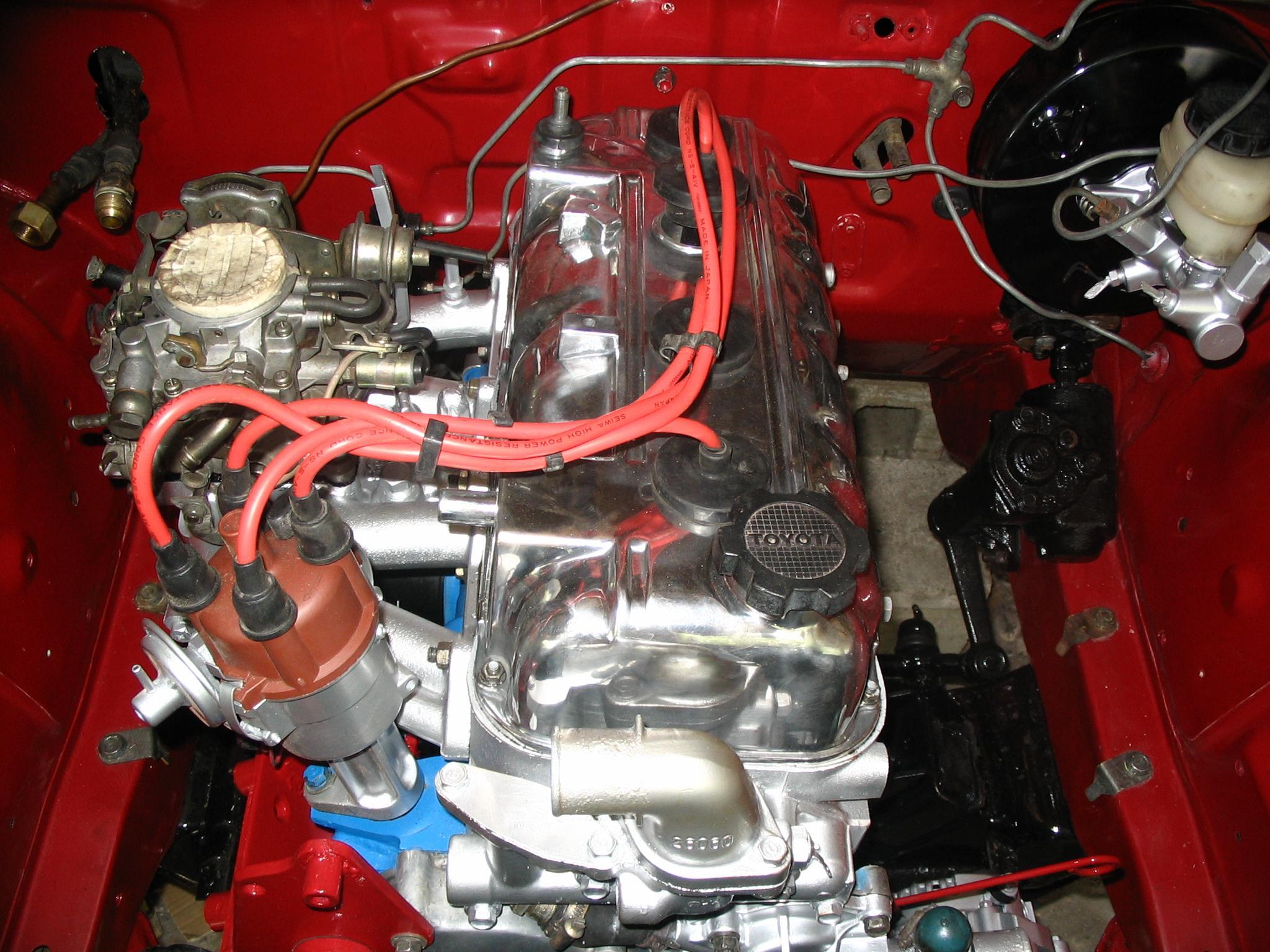 3tc Engine Modification - Engine Conversions - rollaclub com