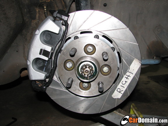 Big Brake Upgrade Package - Automotive Discussion