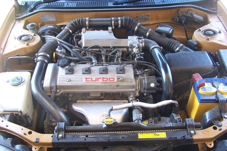 Ae112r 2001 Sportivo Corolla Turbo 40/110 - For Sale - Cars - Toyota
