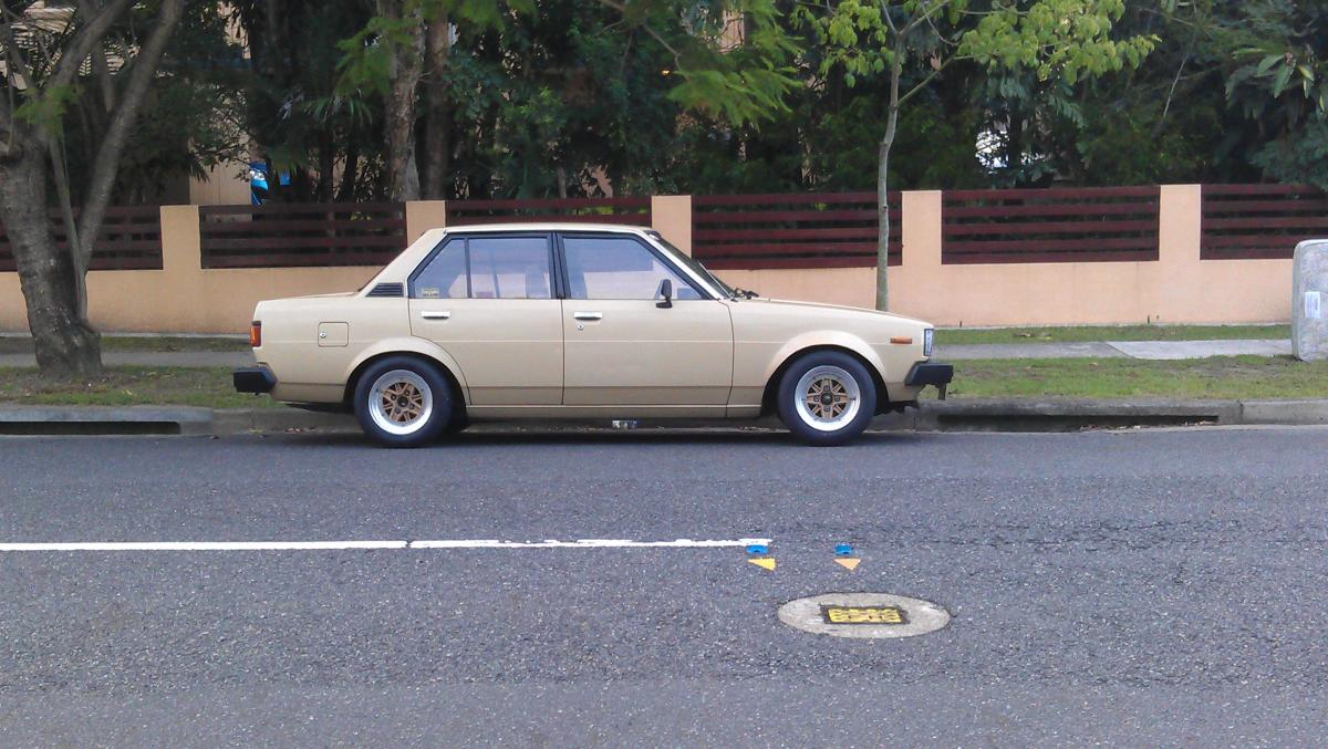Ke70 4k Twin Cam Suspension Wheels Awesome Ect For