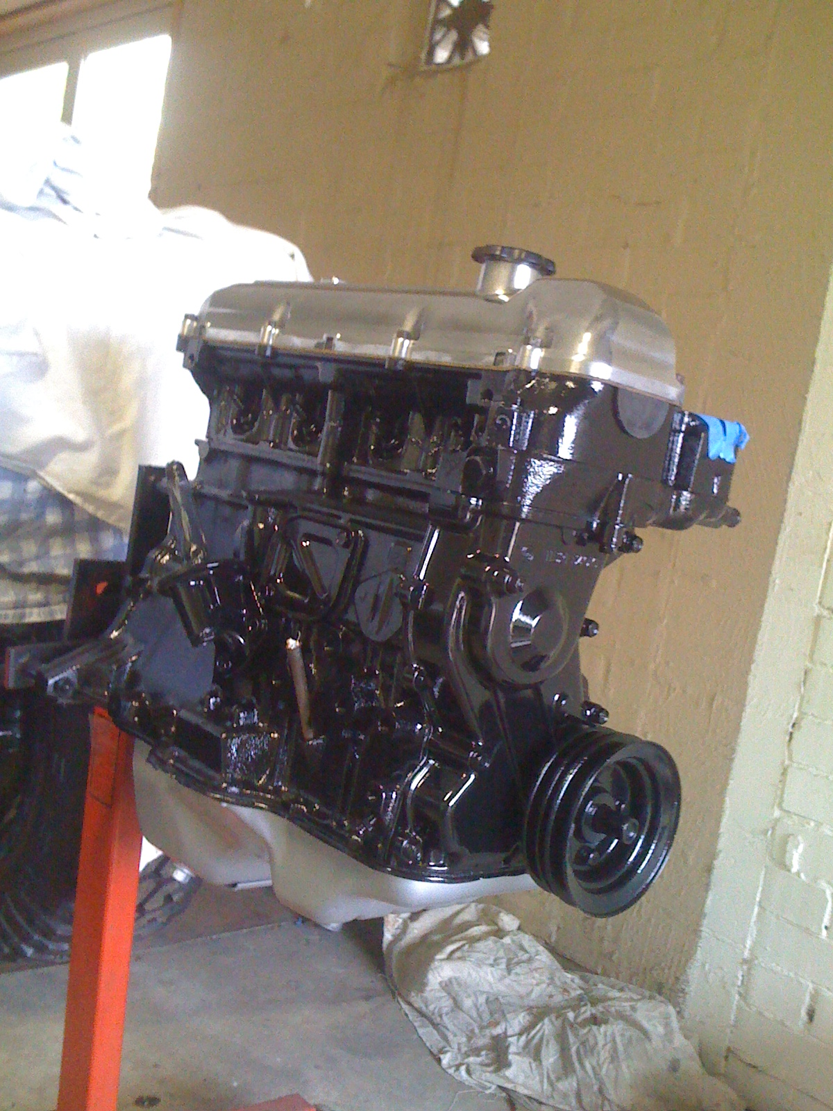 18r engine full rebuilt  stroked - for sale