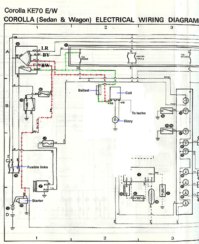 Corolla ke70 wiring diagram electrical drawing wiring diagram which wires are used to start the car ke70 in the ignition barrel rh rollaclub com toyota corolla ke70 wiring diagram corolla ke30 swarovskicordoba Image collections