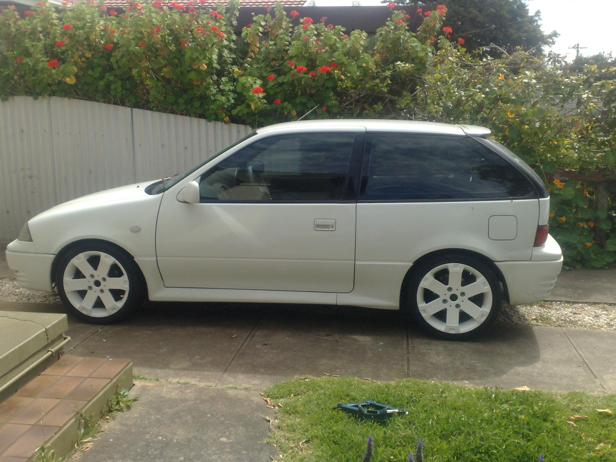 1995 Suzuki Swift Gti - For Sale - Cars