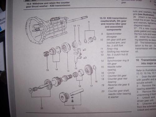 Toyota 4kc Engine Diagram