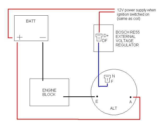 Alternator Not Charging - Car Electrical