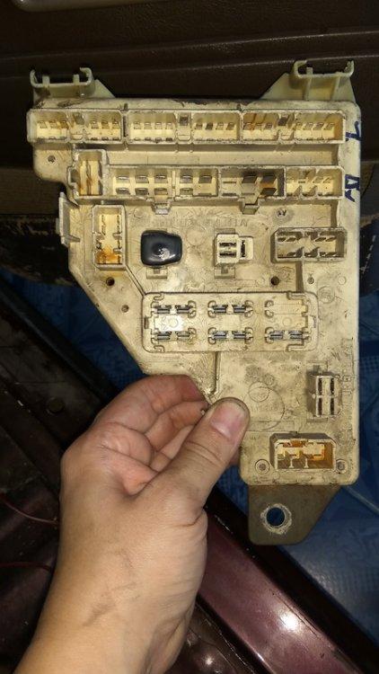 Ke70 4k Interior Wire Problems
