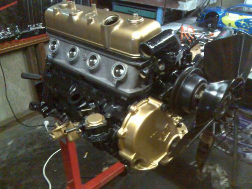 toyota 5k race engine